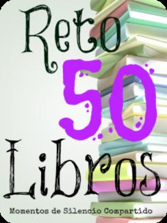 Banner Reto 50 libros